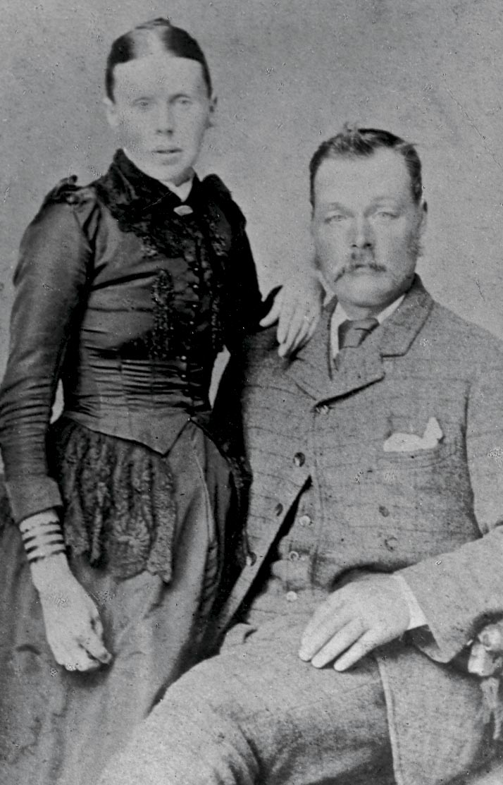 George and Elizabeth Clements