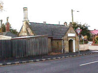 Gatehouse at 1 St John's Avenue (1841)